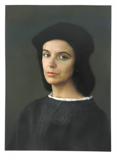 Anne, Dye Transfer Print, 1983
