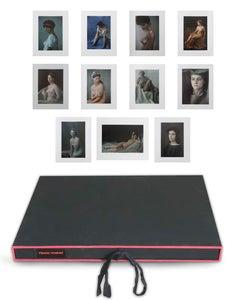 Frank Horvat Portfolio, 1980-1986, 11 Dye Transfer Prints, 1997