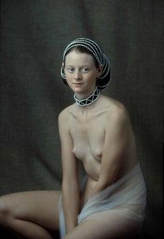 Kristin, Framed Dye Transfer Print, 1980