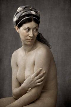Sophie, Dye Transfer Print, Framed, 1981