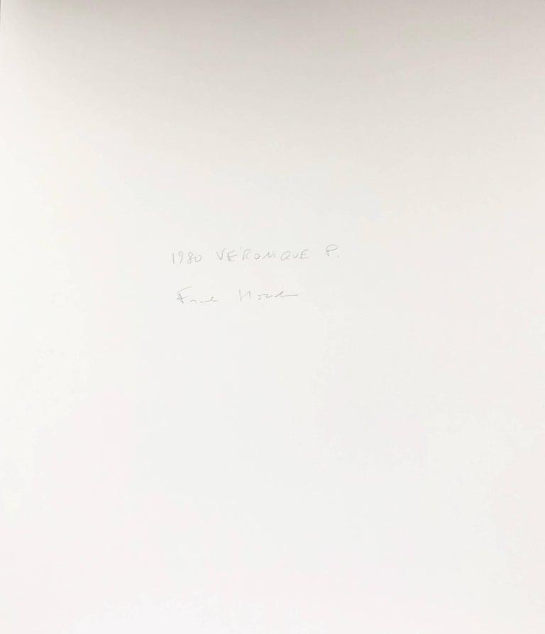 Veronique P., Dye Transfer Print, 1980 - Photograph by Frank Horvat