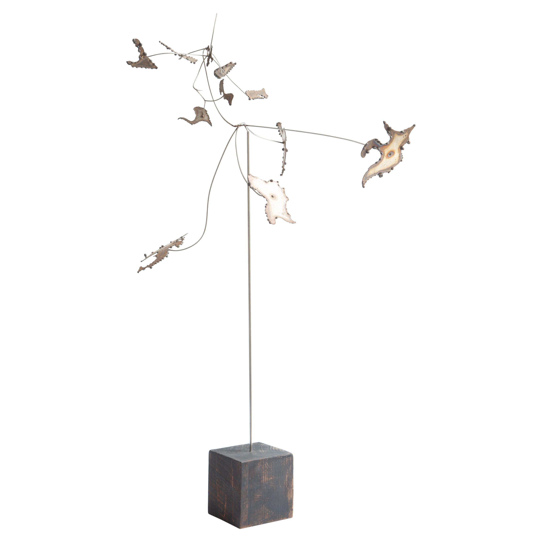 Frank Kafka Kinetic Sculpture