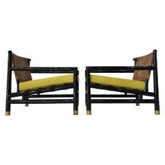 Frank Kyle, Pair of Armchairs