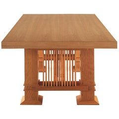 Frank Lloyd Wright Allen Table by Cassina Precio