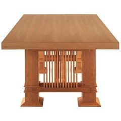 Frank Lloyd Wright Allen Table by Cassina Precio