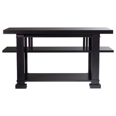 Frank Lloyd Wright Boynton Hall Side Table by Cassina