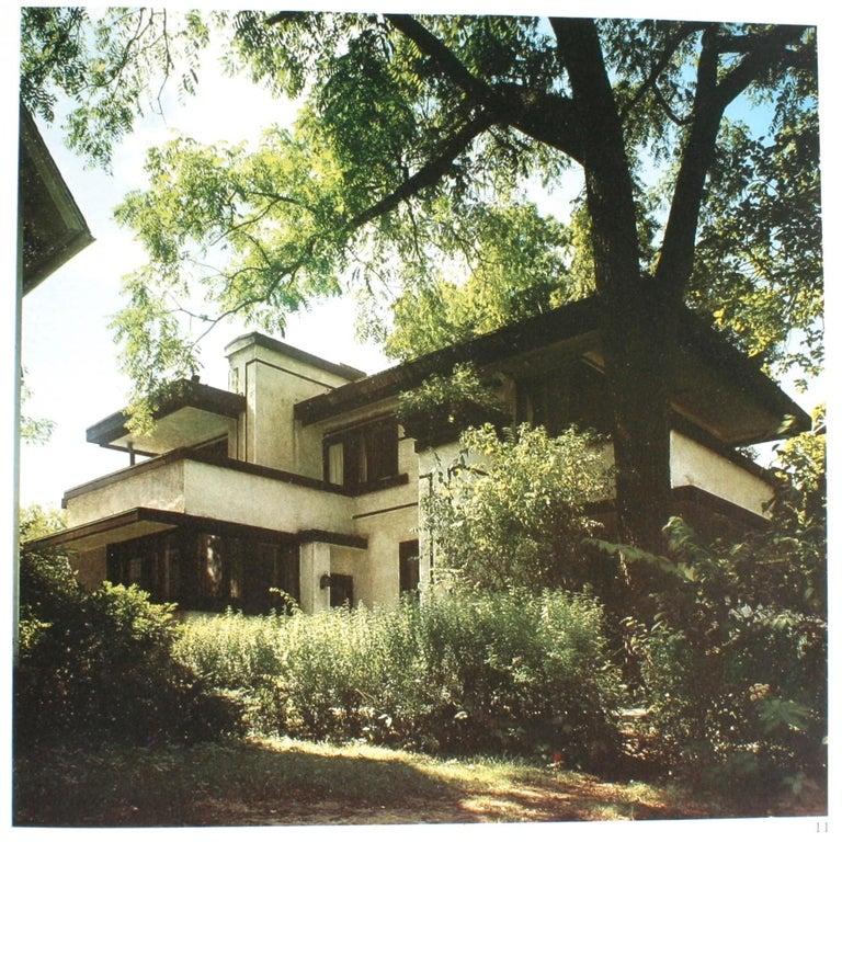 Frank Lloyd Wright by Marco Dezzi Bardeschi For Sale 6