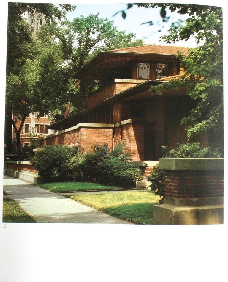 Frank Lloyd Wright by Marco Dezzi Bardeschi For Sale 7