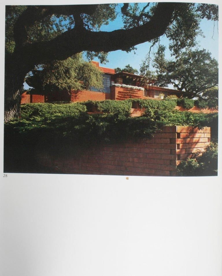 Frank Lloyd Wright by Marco Dezzi Bardeschi For Sale 9