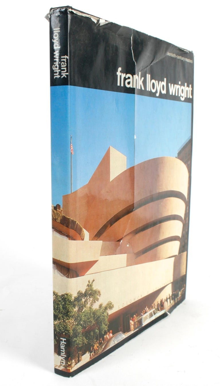Frank Lloyd Wright by Marco Dezzi Bardeschi For Sale 12