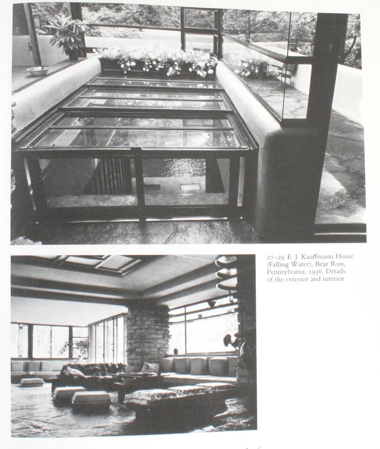 English Frank Lloyd Wright by Marco Dezzi Bardeschi For Sale