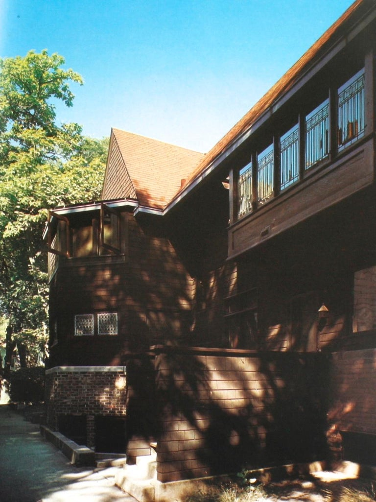 Frank Lloyd Wright by Marco Dezzi Bardeschi In Good Condition For Sale In Kinderhook, NY