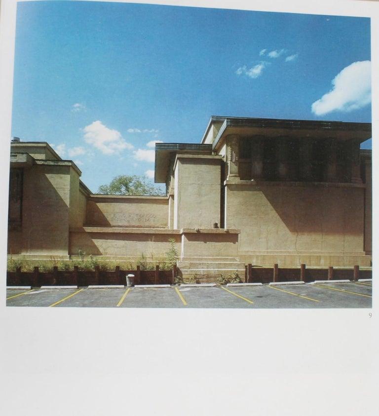 Frank Lloyd Wright by Marco Dezzi Bardeschi For Sale 2