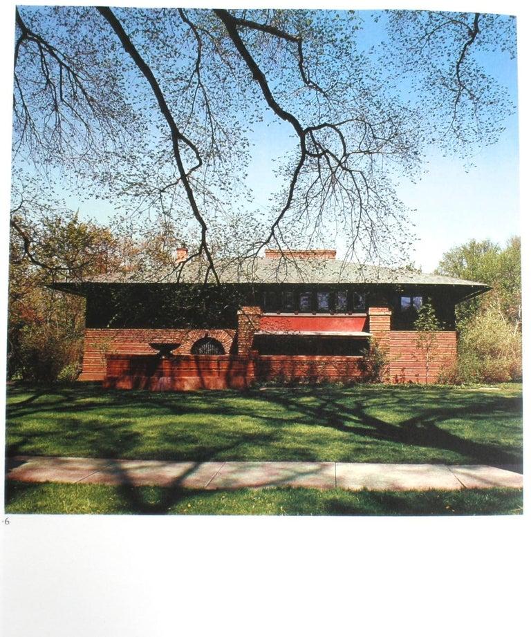Frank Lloyd Wright by Marco Dezzi Bardeschi For Sale 3