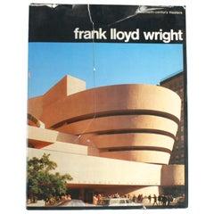 Frank Lloyd Wright by Marco Dezzi Bardeschi