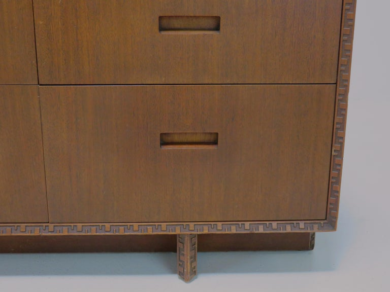 American Frank Lloyd Wright Credenza For Sale