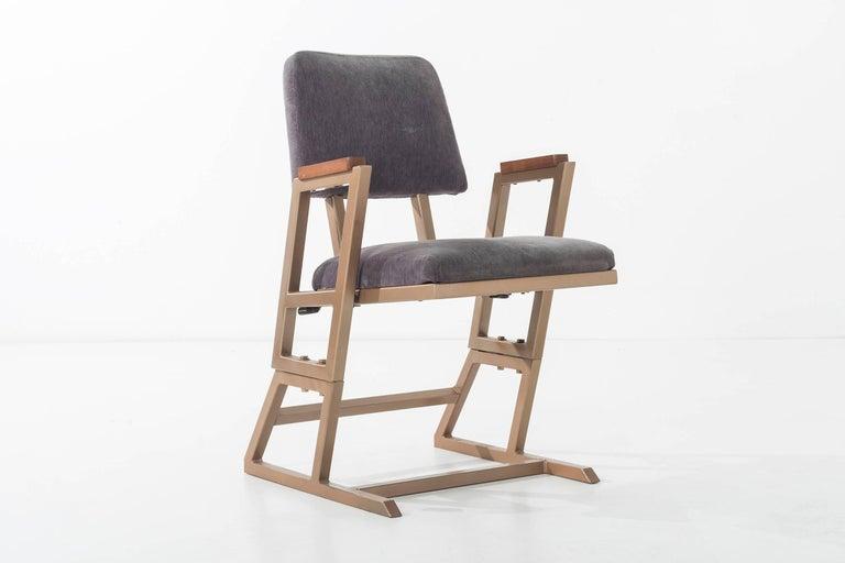American Frank Lloyd Wright Custom Chairs For Sale