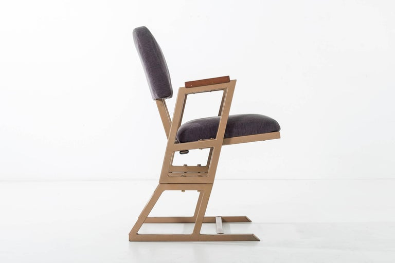 Painted Frank Lloyd Wright Custom Chairs For Sale