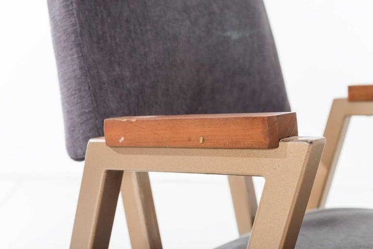 Frank Lloyd Wright Custom Chairs For Sale 1
