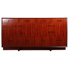Frank Lloyd Wright for Henredon Cabinet
