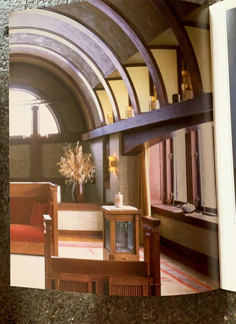 Mission Frank Lloyd Wright for Yamagiwa Japan Original Collection Catalog 1994 For Sale