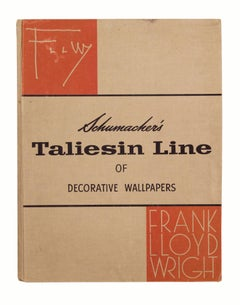 Schumacher's Taliesin line of decorative Fabrics and Wallpapers.