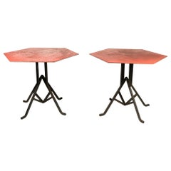 Frank Lloyd Wright, Pair of Tables, United States, circa 1927