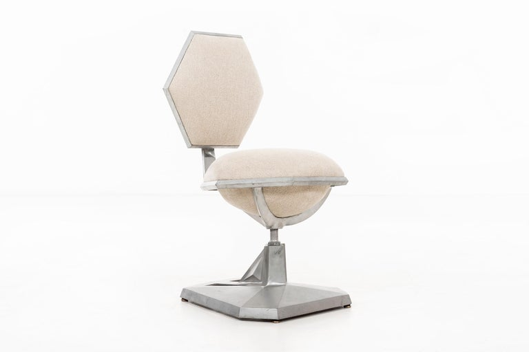 Frank Lloyd Wright Price Tower Revolving Chair For Sale 1