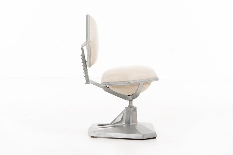 Frank Lloyd Wright Price Tower Revolving Chair For Sale 2