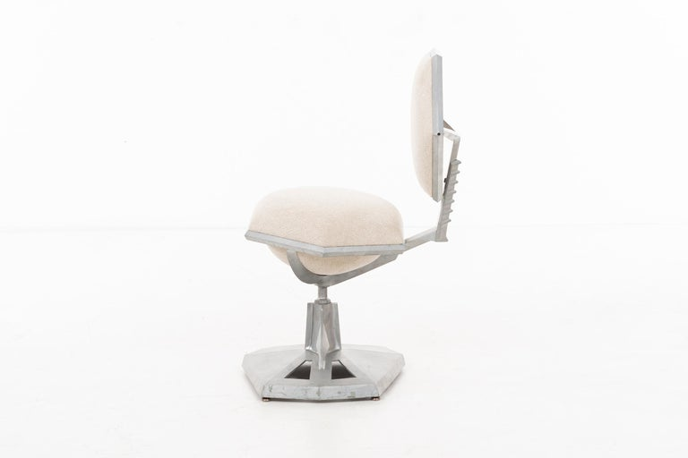 American Frank Lloyd Wright Price Tower Revolving Chair For Sale