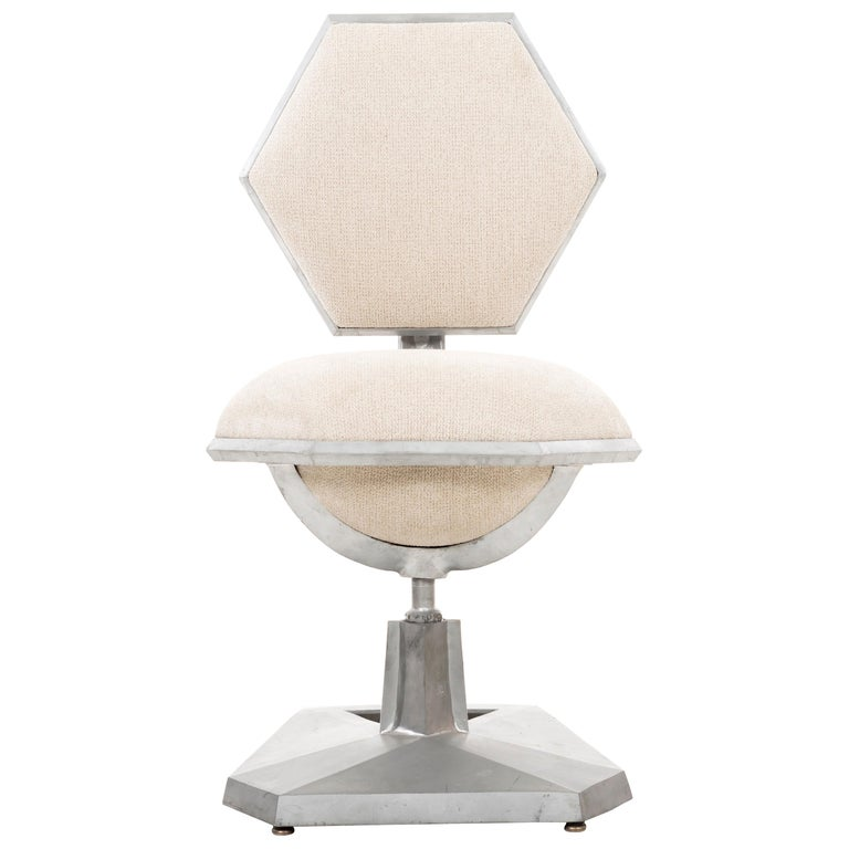 Frank Lloyd Wright Price Tower Revolving Chair For Sale