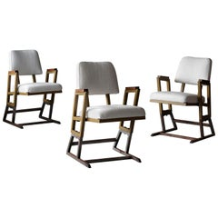Frank Lloyd Wright, Rare Armchairs from Kalita Humphreys Theater, America, 1955