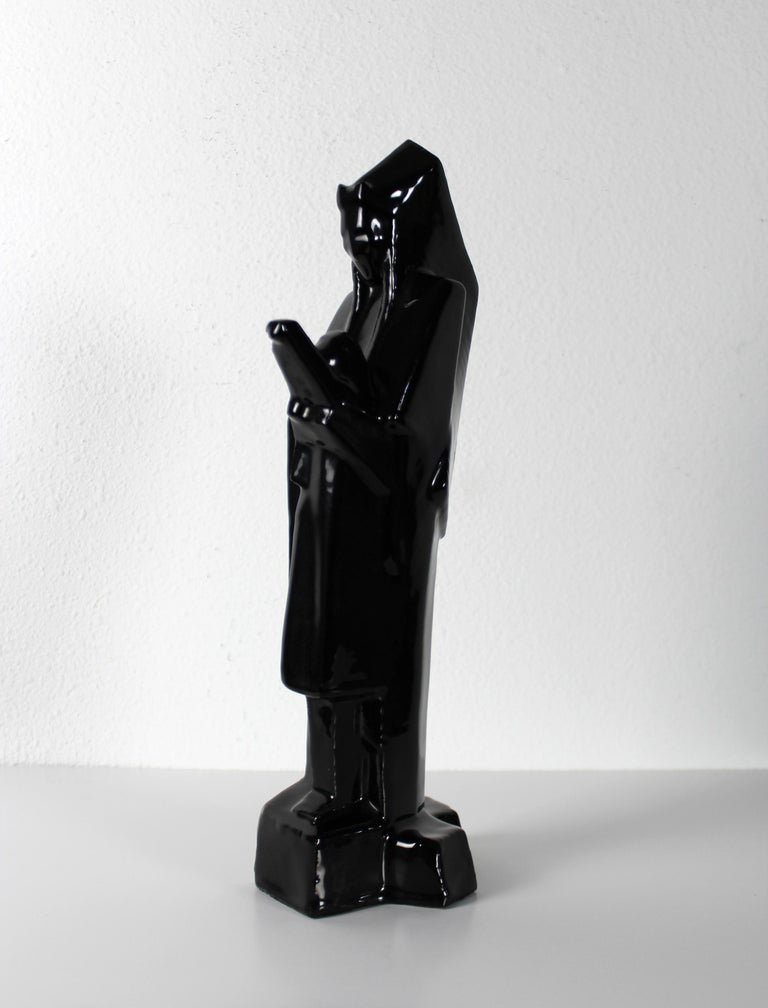 Nakomis - Sculpture by Frank Lloyd Wright