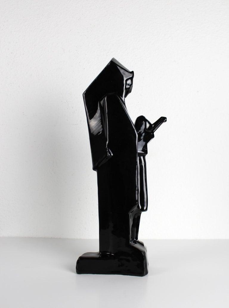 Nakomis - American Modern Sculpture by Frank Lloyd Wright