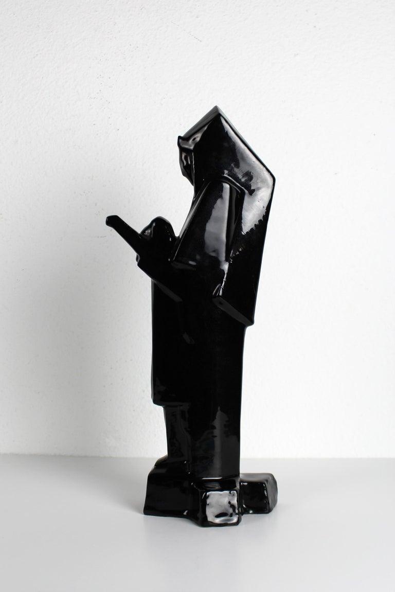 A sculpture by Frank Lloyd Wright.