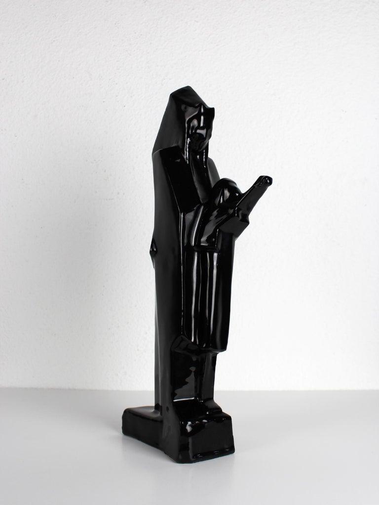 Frank Lloyd Wright Figurative Sculpture - Nakomis
