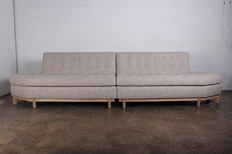 Frank Lloyd Wright Sofa for Henredon For Sale 5