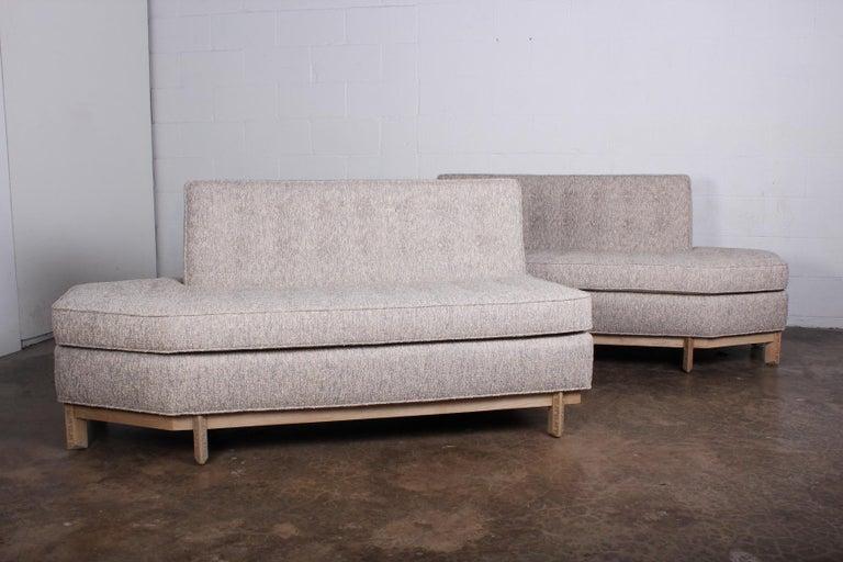 Frank Lloyd Wright Sofa for Henredon For Sale 7
