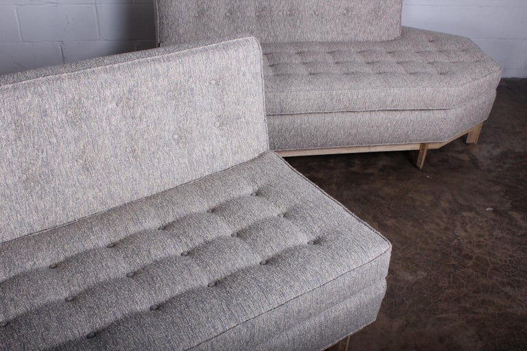 Frank Lloyd Wright Sofa for Henredon For Sale 8