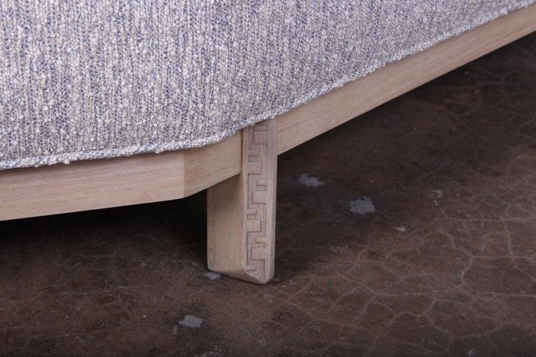 Mid-20th Century Frank Lloyd Wright Sofa for Henredon For Sale