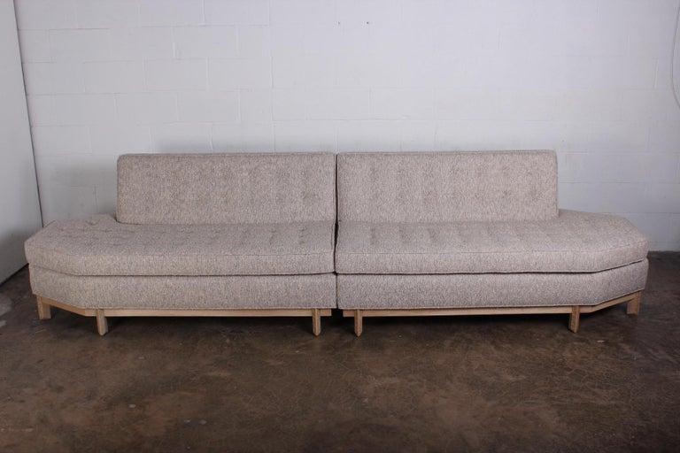 Frank Lloyd Wright Sofa for Henredon For Sale 4