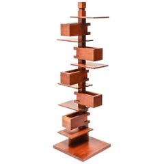 "Frank Lloyd Wright ""Taliesin 3"" Table Lamp, Yamagiwa 1994"