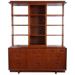Frank Lloyd Wright 'Taliesin' Cabinet / Hutch