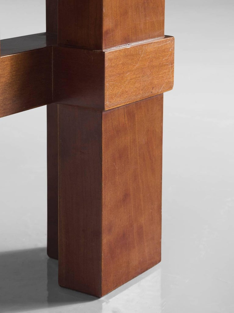Frank Lloyd Wright 'Taliesin' Dining Table for Cassina For Sale 1