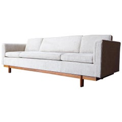 Frank Lloyd Wright 'Taliesin' Sofa
