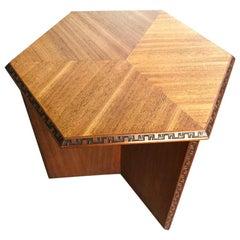 Frank Lloyd Wright Walnut Sideboard, 1950