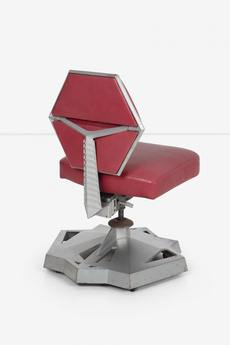 Frank Llyod Wright Price Tower Chair For Sale 3