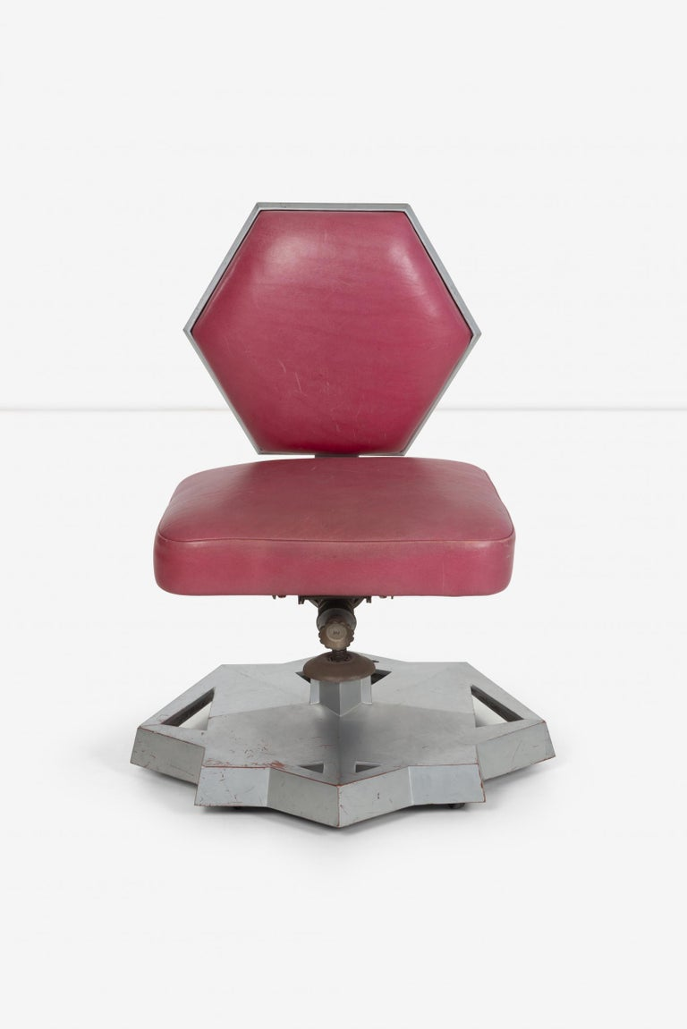 Mid-Century Modern Frank Llyod Wright Price Tower Chair For Sale