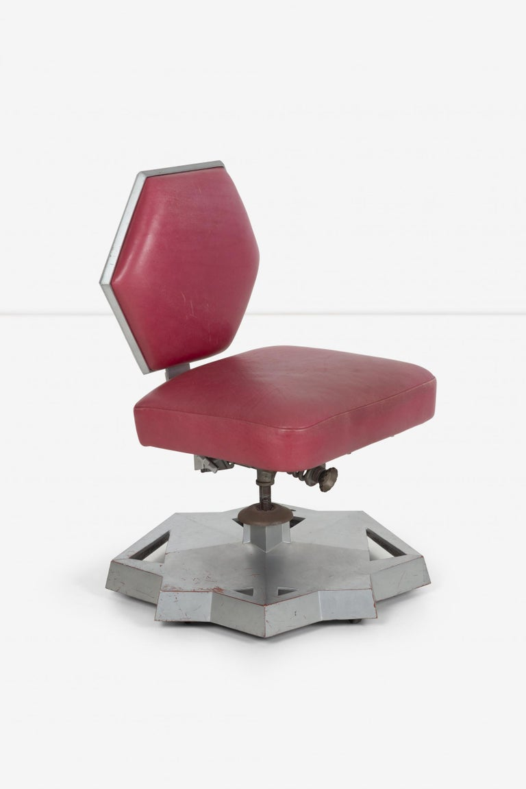 American Frank Llyod Wright Price Tower Chair For Sale