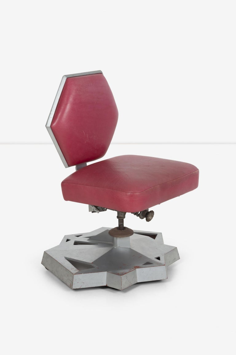 Cast Frank Llyod Wright Price Tower Chair For Sale